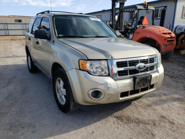Ford Escape XLS salvage cars for sale: 2012 Ford Escape XLS