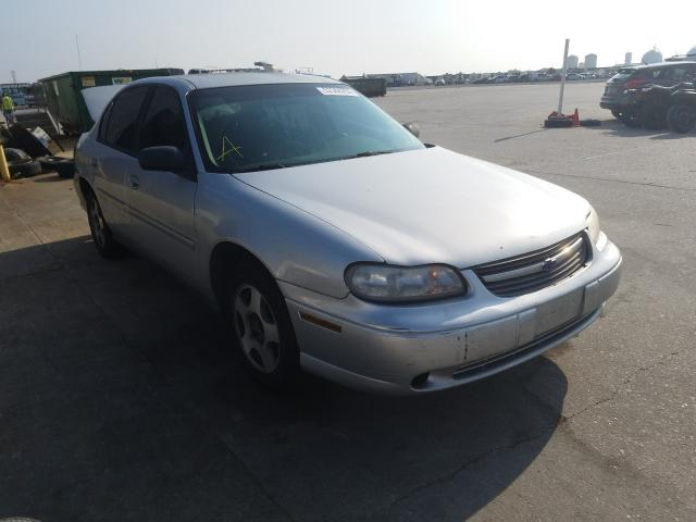 Salvage cars for sale from Copart New Orleans, LA: 2004 Chevrolet Malibu