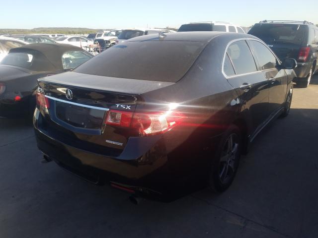 цена в сша 2012 Acura Tsx Se 2.4L JH4CU2F82CC021301