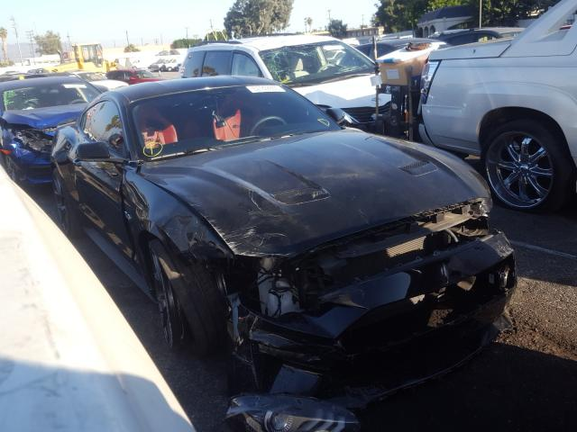 Salvage cars for sale from Copart Van Nuys, CA: 2019 Ford Mustang GT