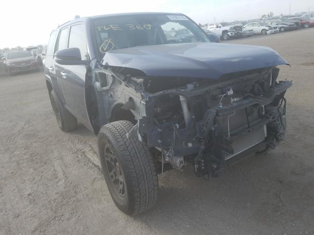 Vehiculos salvage en venta de Copart Brighton, CO: 2020 Toyota 4runner SR