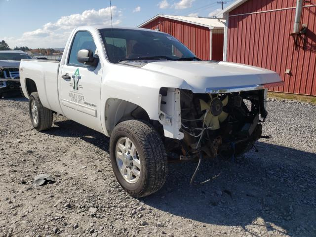 Salvage cars for sale from Copart Ebensburg, PA: 2013 Chevrolet Silverado