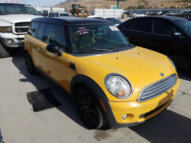 Mini salvage cars for sale: 2009 Mini Cooper CLU