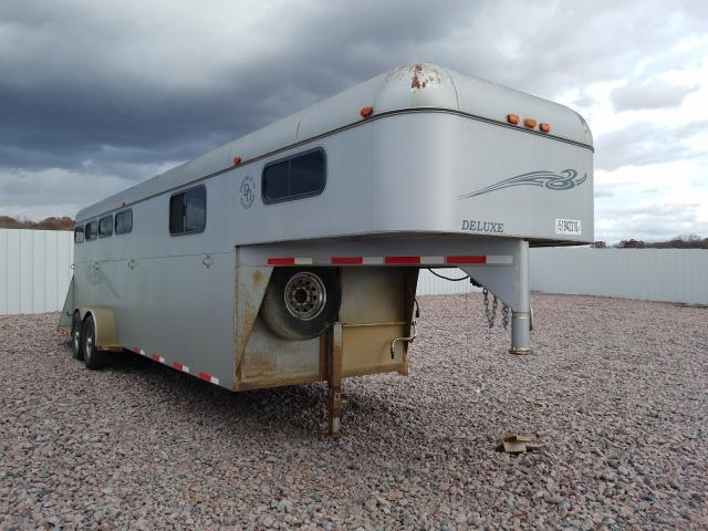Doubletree salvage cars for sale: 2007 Doubletree Trailer