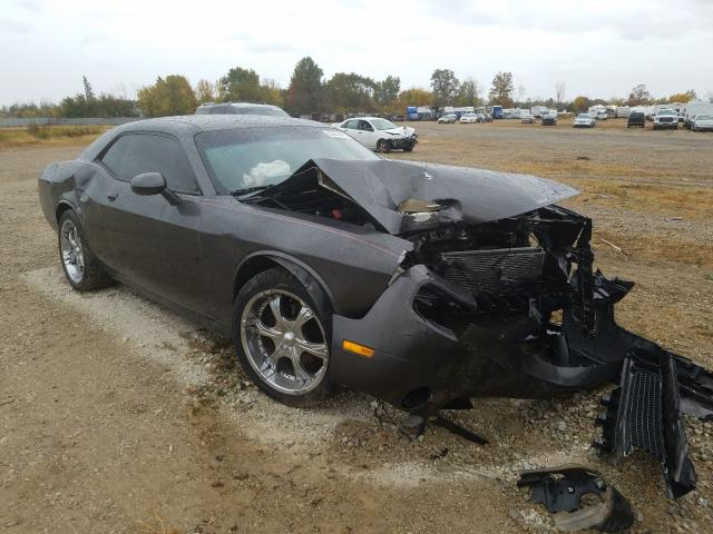Salvage cars for sale from Copart Cicero, IN: 2014 Dodge Challenger