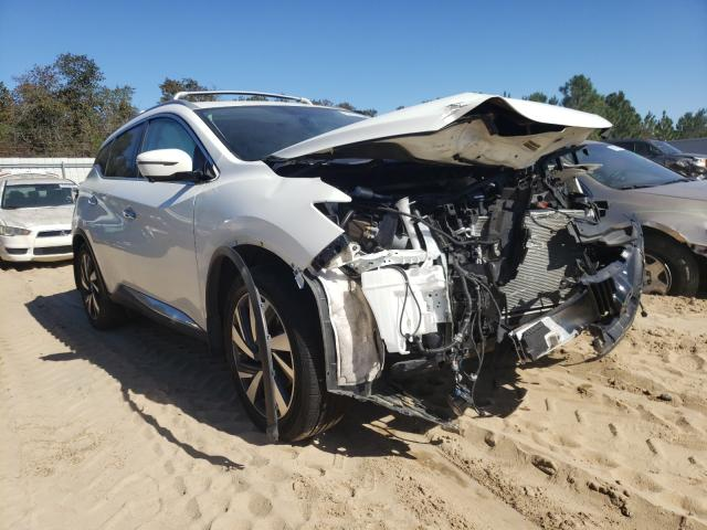 Salvage cars for sale from Copart Gaston, SC: 2016 Nissan Murano S