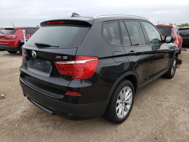 2013 BMW X3 XDRIVE28I 5UXWX9C52DL874452