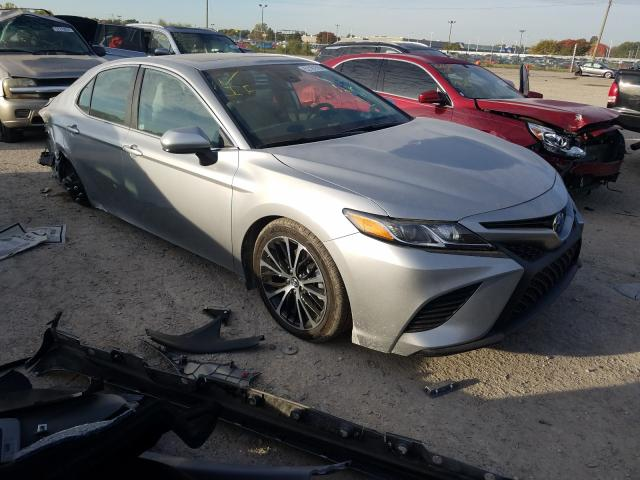 Salvage cars for sale from Copart Indianapolis, IN: 2019 Toyota Camry L