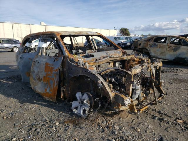 Salvage cars for sale at Pasco, WA auction: 2020 Toyota Highlander