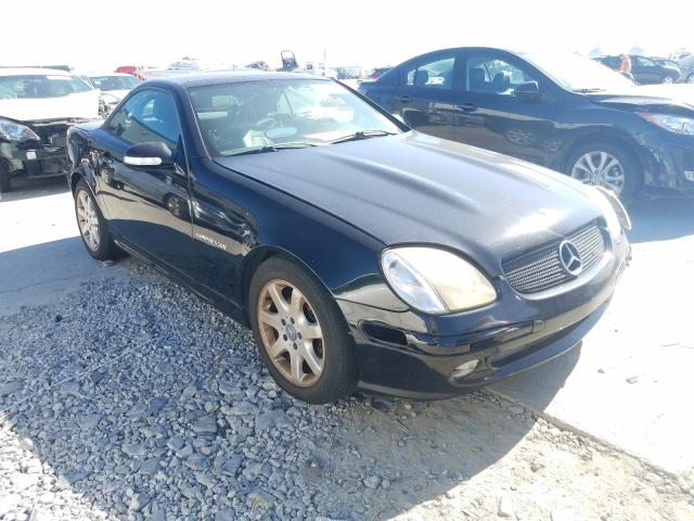 2003 Mercedes-Benz SLK for sale in New Orleans, LA