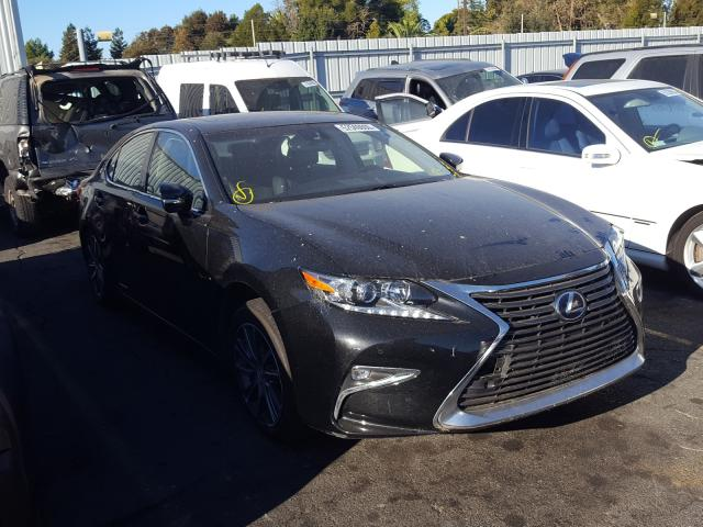 Lexus salvage cars for sale: 2016 Lexus ES 300H
