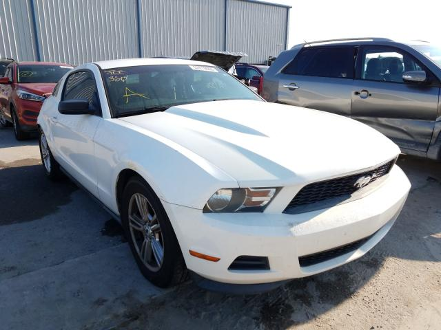 FORD MUSTANG 2011 0