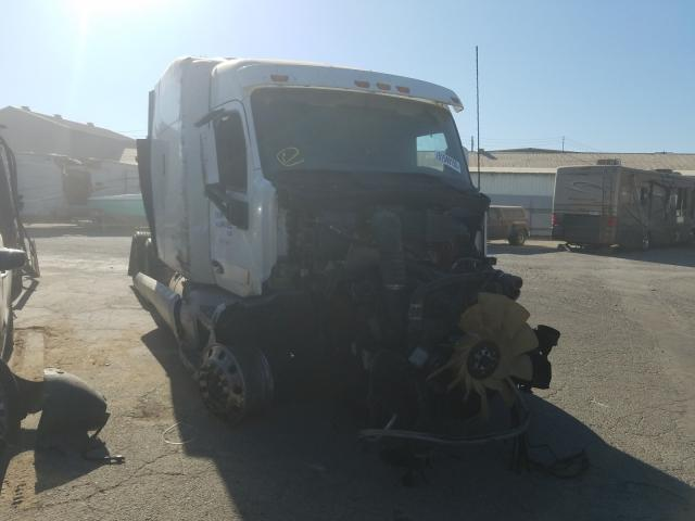 Salvage cars for sale from Copart Colton, CA: 2014 Peterbilt 579