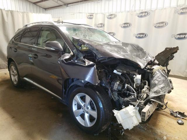 Salvage cars for sale from Copart Tifton, GA: 2010 Lexus RX 350