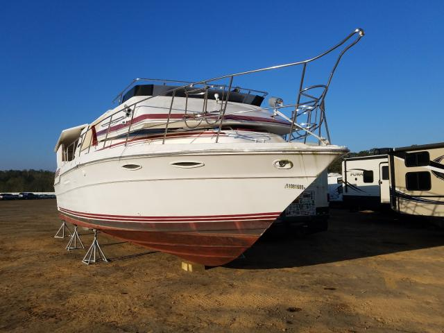 Sea Ray salvage cars for sale: 1987 Sea Ray Boat