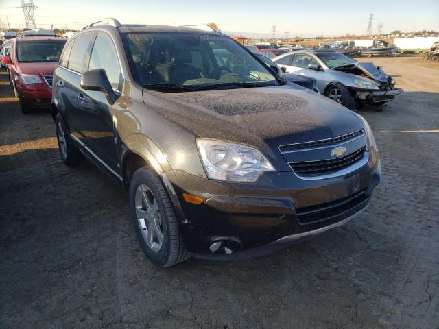 CHEVROLET CAPTIVA SP