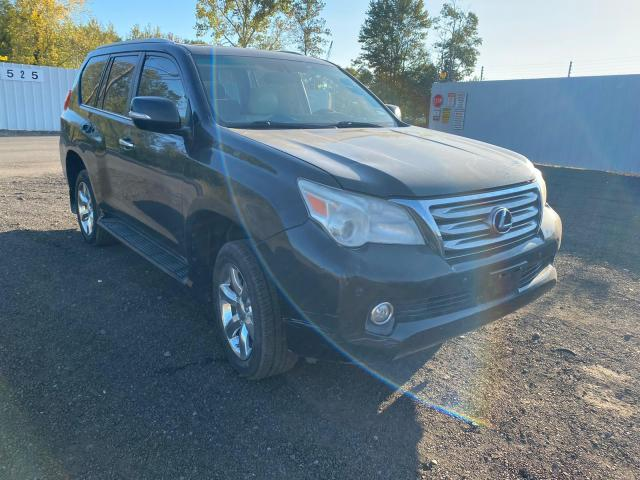 Salvage cars for sale from Copart New Britain, CT: 2011 Lexus GX 460