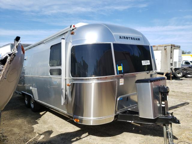 Airstream salvage cars for sale: 2020 Airstream Globetrott