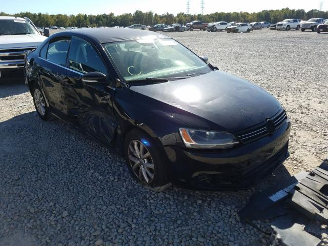 Salvage cars for sale from Copart Memphis, TN: 2013 Volkswagen Jetta SE