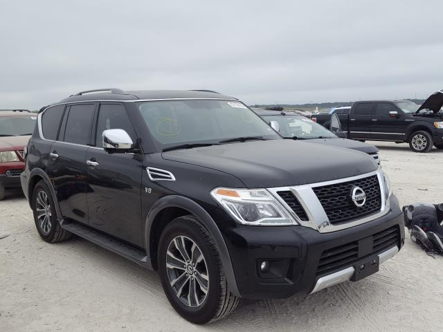 2018 Nissan Armada SV for sale in New Braunfels, TX