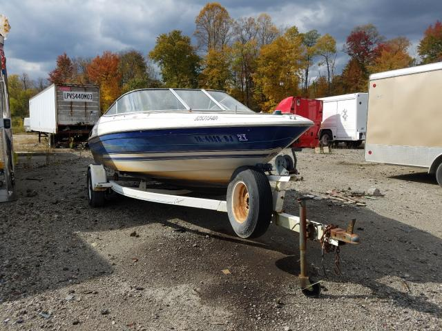 Bayliner salvage cars for sale: 1994 Bayliner Capri