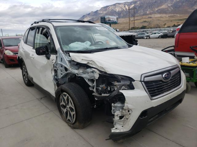 Salvage cars for sale from Copart Farr West, UT: 2019 Subaru Forester P