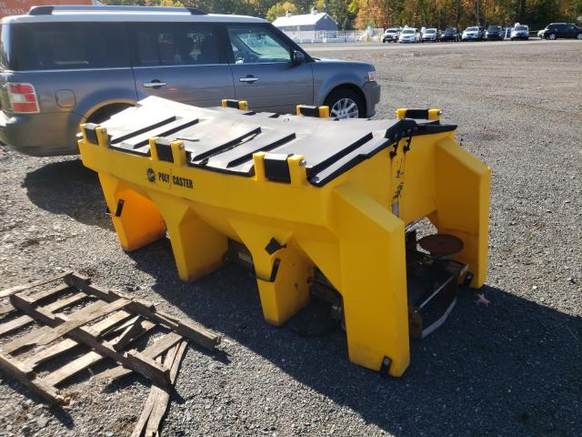 Fishmaster salvage cars for sale: 2009 Fishmaster Spreader