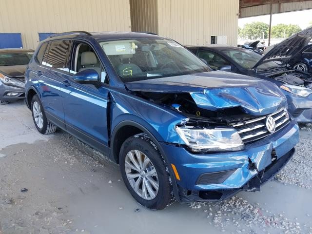 Salvage cars for sale from Copart Homestead, FL: 2020 Volkswagen Tiguan S