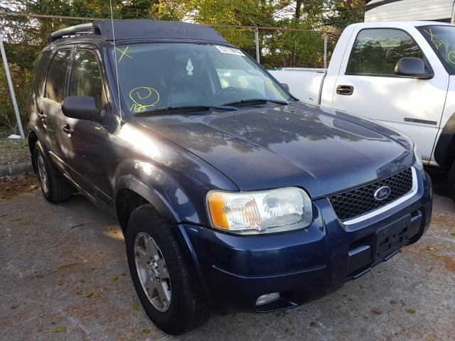 Ford Escape LIM salvage cars for sale: 2004 Ford Escape LIM