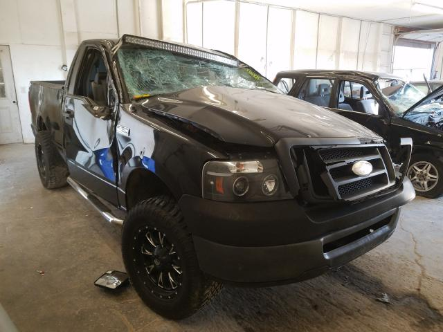 Ford salvage cars for sale: 2007 Ford F150
