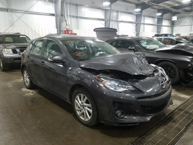 Vehiculos salvage en venta de Copart Ham Lake, MN: 2013 Mazda 3 I