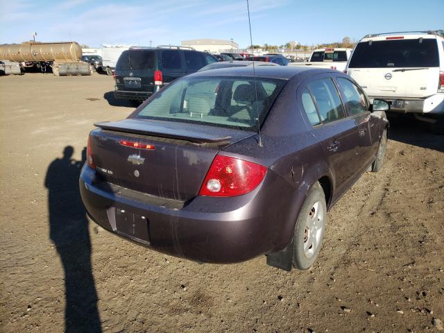 2006 Chevrolet Cobalt Sedan 4d 2 2l Gas Purple للبيع Billings Mt 1g1ak55f067790479 A Better Bid