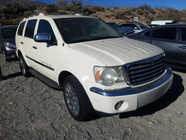Salvage cars for sale from Copart Reno, NV: 2007 Chrysler Aspen Limited