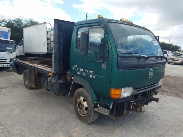 Nissan Diesel salvage cars for sale: 2000 Nissan Diesel UD1400