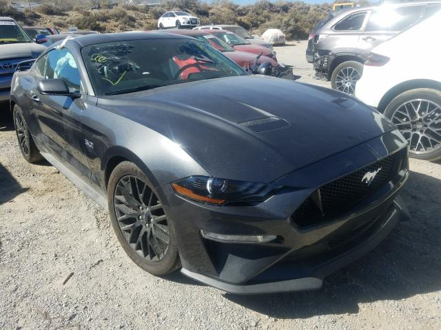Salvage cars for sale from Copart Reno, NV: 2019 Ford Mustang GT