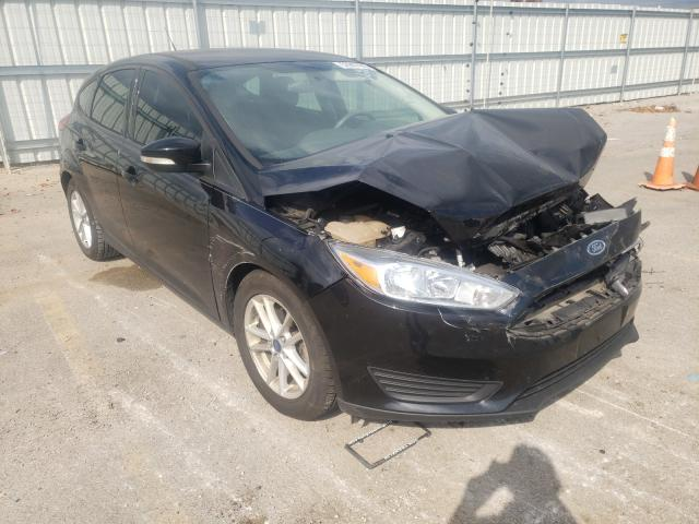 Salvage cars for sale from Copart Lexington, KY: 2017 Ford Focus SE