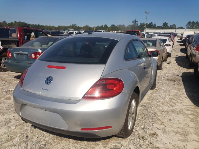цена в сша 2016 Volkswagen Beetle 1.8 1.8L 3VWF17ATXGM606418