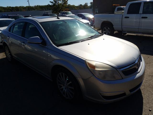 Saturn salvage cars for sale: 2007 Saturn Aura XR