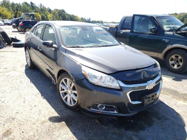 Salvage cars for sale from Copart Shreveport, LA: 2015 Chevrolet Malibu 2LT