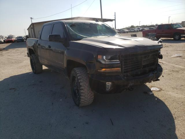 Salvage cars for sale from Copart Temple, TX: 2018 Chevrolet Silverado
