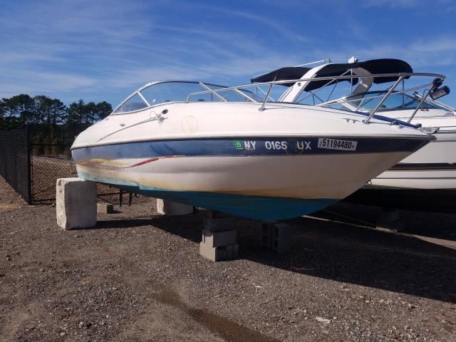 Salvage cars for sale from Copart Brookhaven, NY: 2001 Bayliner Boat Only