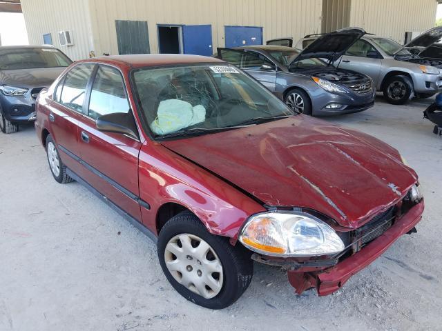 Honda Vehiculos salvage en venta: 1998 Honda Civic LX