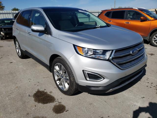 2018 Ford Edge Titanium for sale in Lexington, KY