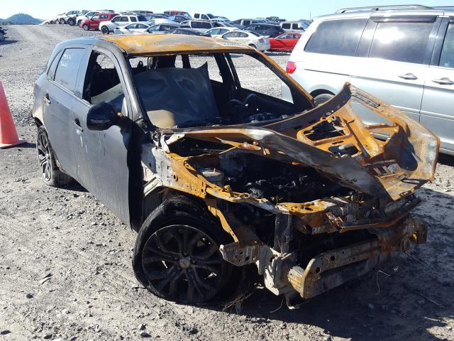 Salvage cars for sale at Madisonville, TN auction: 2019 Mitsubishi Outlander
