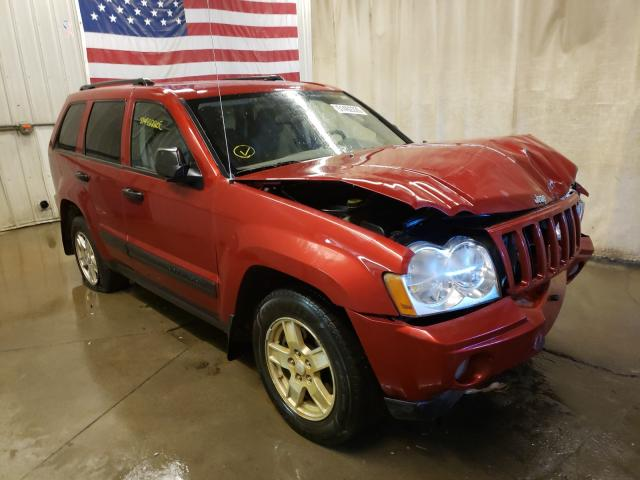 Salvage cars for sale from Copart Avon, MN: 2006 Jeep Grand Cherokee