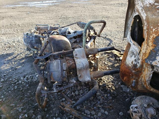 Salvage cars for sale from Copart Eugene, OR: 2009 Harley-Davidson Flhx