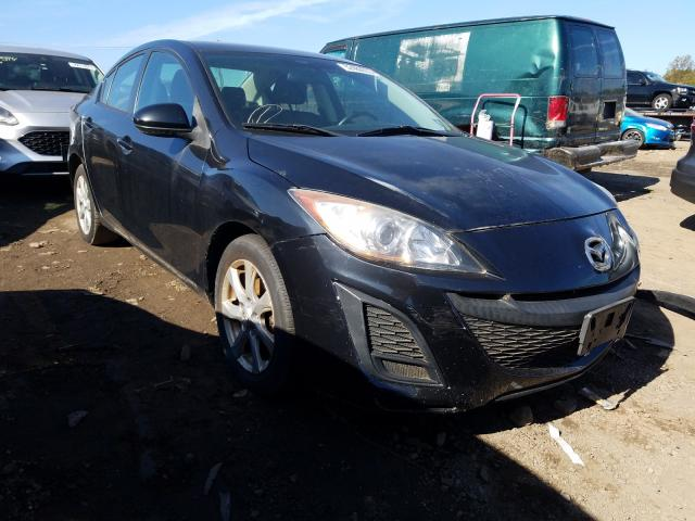 Salvage cars for sale from Copart Hillsborough, NJ: 2010 Mazda 3 I