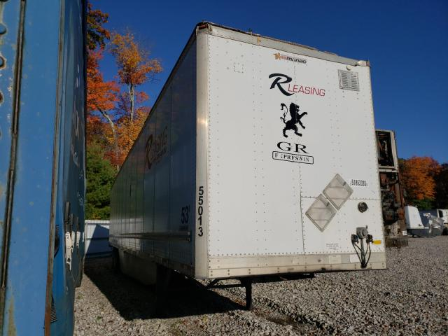 Manac Inc salvage cars for sale: 2012 Manac Inc Trailer