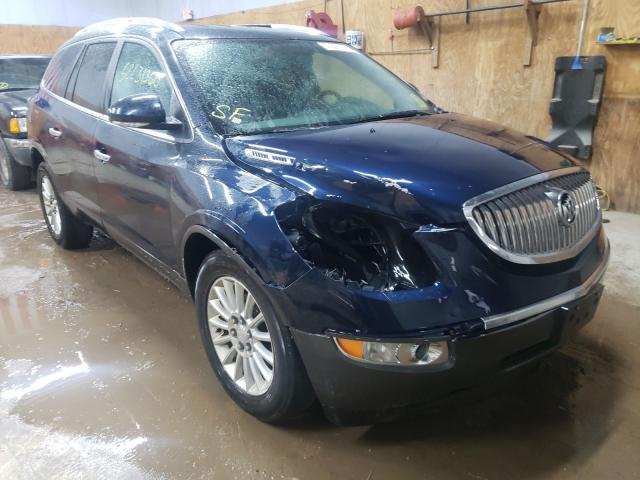 Salvage cars for sale from Copart Kincheloe, MI: 2011 Buick Enclave CX