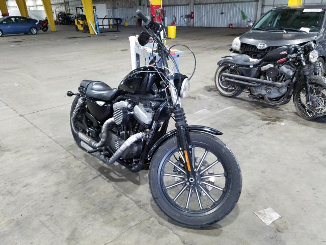 Harley-Davidson XL1200 N salvage cars for sale: 2008 Harley-Davidson XL1200 N